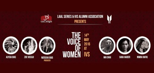 2016 VoW - The Voice of Women
